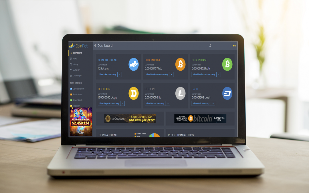 Free Cryptocurrency with Coinpot